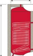 akumulační zásobník REFLEX  PHW 1500