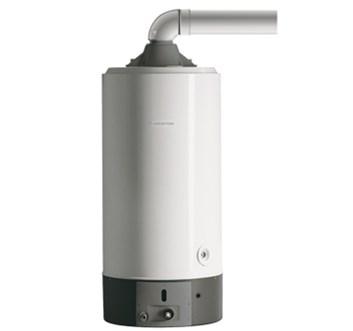 stacionární plynový zásobníkový ohřívač ARISTON 150 P FB - falešné turbo