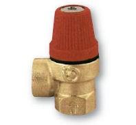 """IVAR.PV 311 - pojistný ventil  pro topení 2,5 bar 1/2"""" FF"""