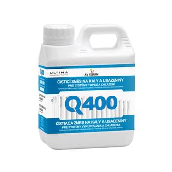Ultima Q400 - 1 l., čistící směs na kaly a usazeniny