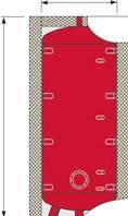 akumulační zásobník REFLEX  PHF 3000