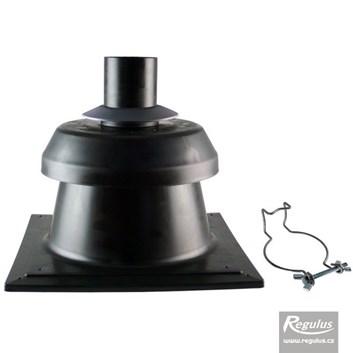 odkouření Regulus - komínová hlavice s krycí deskou na komín (35*35 cm)