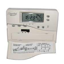 Elektronický programovatelný pokojový termostat Regulus TP08
