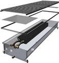 podlahový konvektor MINIB COIL - PO - 1000, bez ventilátoru