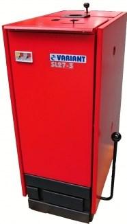 teplovodní kotel na tuhá paliva Slokov Variant SL 27-3