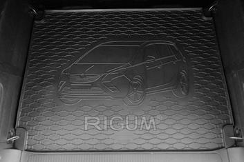 Gumové vany do kufru Opel Zafira C 10/2011-