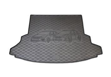Gumové vany do kufru Subaru XV 01/2017-