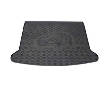 Gumové vany do kufru Mazda CX-30 01/2019-