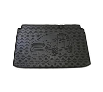 Gumové vany do kufru Ford Ecosport 06/2014-
