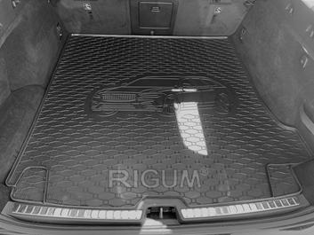 Gumové vany do kufru Volvo V90 06/2015-