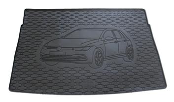 Gumové vany do kufru Volkswagen Golf VIII 01/2017-