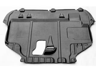 Ochranné kryty pod motor auta - ocelové i plastové