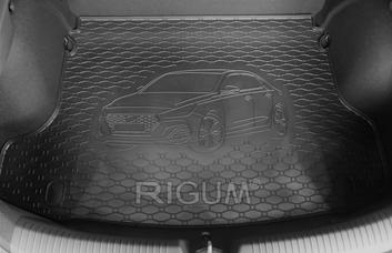 Gumové vany do kufru BMW 3 Series 10/2011-