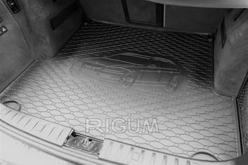 Gumové vany do kufru BMW 3 Series 12/2004-08/2013