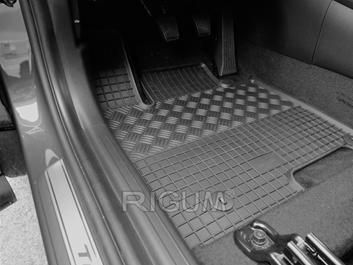 Gumové autokoberce Hyundai Tucson 10/2020-