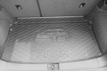 Gumové vany do kufru Volkswagen T-Cross 11/2018-