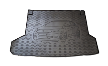 Gumové vany do kufru Honda HR-V 11/2014-