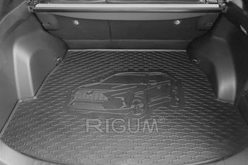 Gumové vany do kufru Toyota RAV 4 12/2018-