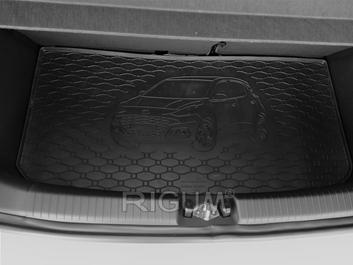 Gumové vany do kufru Hyundai i10 02/2020-