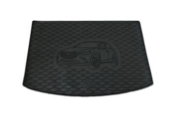 Gumové vany do kufru Mazda CX-3 01/2015-