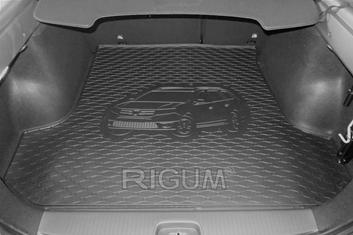 Gumové vany do kufru Dacia Logan 08/2012-