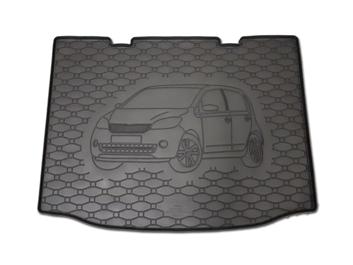 Gumové vany do kufru Škoda Citigo