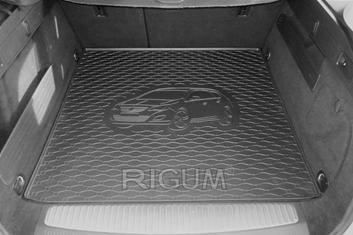 Gumové vany do kufru Opel Astra 09/2009-04/2015