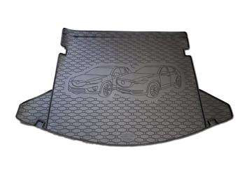 Gumové vany do kufru Mazda CX-5 05/2017-