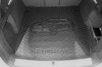 Gumové vany do kufru Audi A4