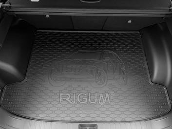 Gumové vany do kufru Hyundai Tucson 10/2020-