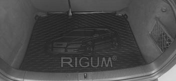 Gumové vany do kufru Audi A3 09/2004-03/2013
