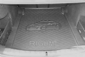 Gumové vany do kufru BMW 3 Series