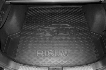 Gumové vany do kufru Mazda 6 08/2012-