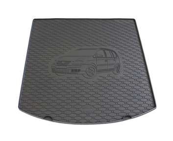 Gumové vany do kufru Volkswagen Touran 02/2003-05/2015