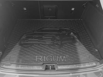Gumové vany do kufru Volvo XC60 03/2017-