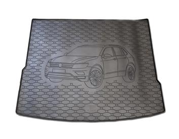 Gumové vany do kufru Volkswagen Tiguan 01/2016-
