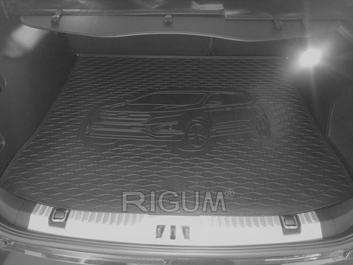 Gumové vany do kufru Ford Edge 01/2014-