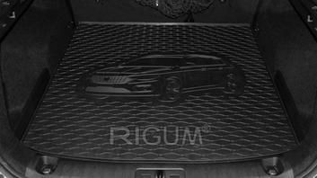 Gumové vany do kufru Fiat Tipo 10/2015-
