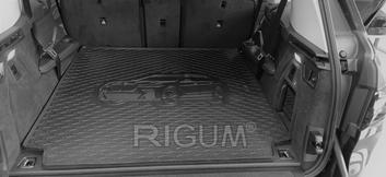 Gumové vany do kufru BMW X7