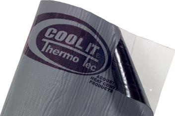 Tlumící pláty Thermotec