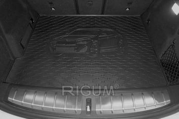 Gumové vany do kufru BMW X2 11/2017-
