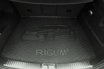 Gumové vany do kufru Volkswagen Touareg 01/2010-04/2018