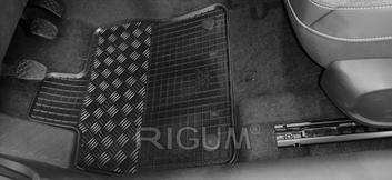 Gumové autokoberce Seat Leon 11/2019-