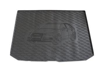 Gumové vany do kufru Audi A3 04/2012-