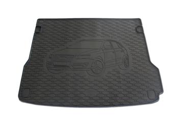 Gumové vany do kufru Audi Q5 11/2008-05/2016