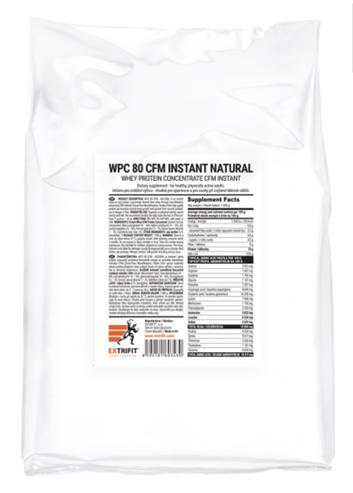 Protein - čisté suroviny