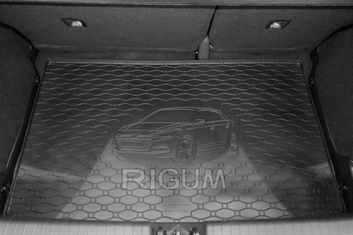 Gumové vany do kufru Hyundai i20