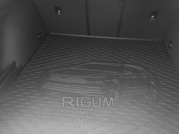 Gumové vany do kufru Volkswagen Passat 08/2014-