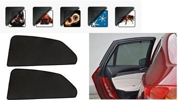 Sluneční clony Škoda Roomster r.v. 2006-2015 2ks zadní boční okno