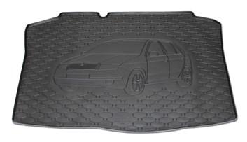 Vana do kufru gumová RIGUM Škoda Fabia I hatchback 2000-